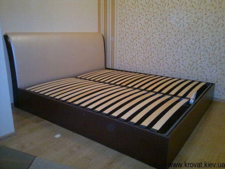 ліжко Вікторія для спальні на замовлення