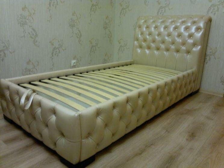 односпальне ліжко Честер на замовлення