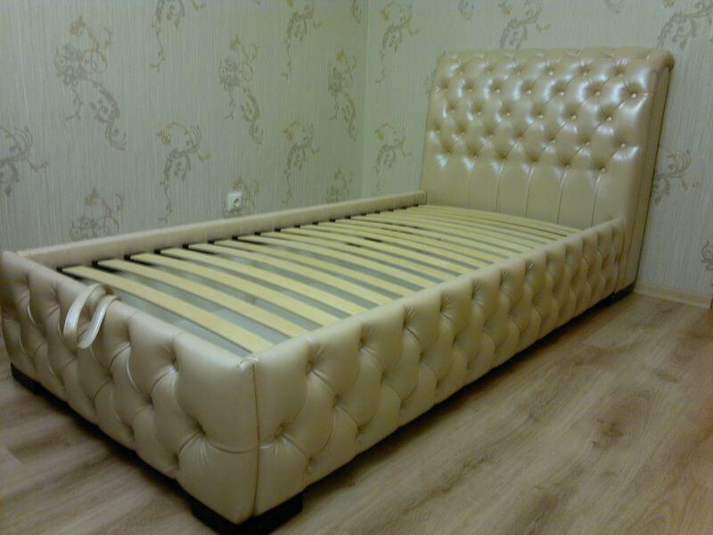 односпальная кровать Честер на заказ