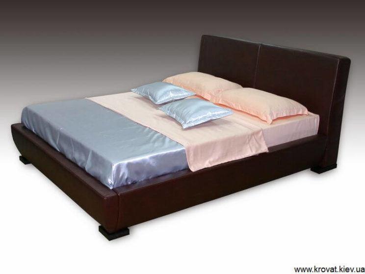 узголів'я ліжка з нахилом
