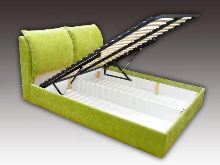 Кровать Палермо с коробом