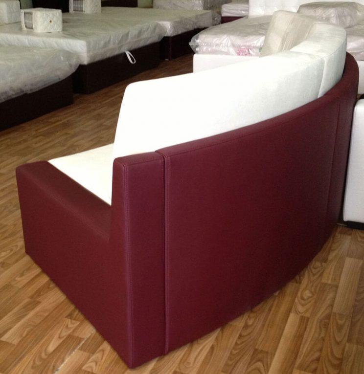 напівкруглий диван Київ