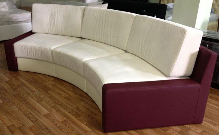 напівкруглий диван в Києві