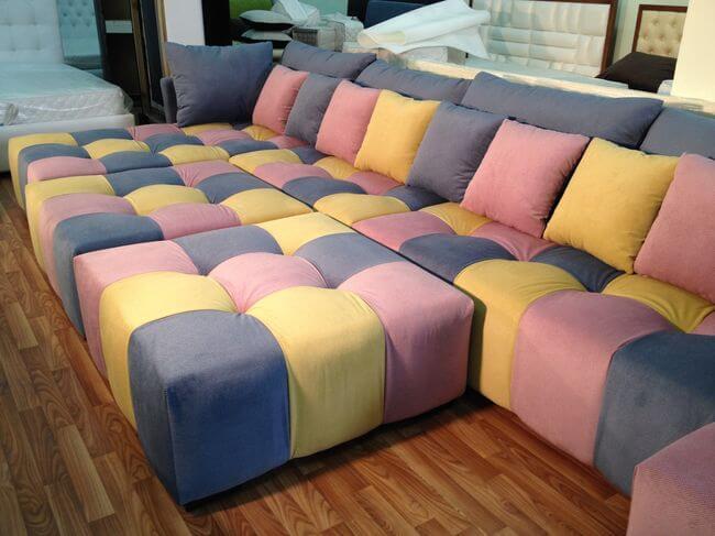 диван для домашнего кинотеатра