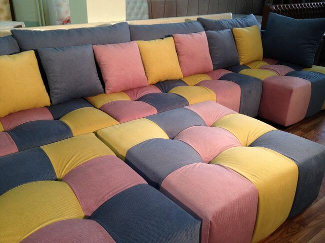 диван в кінозал