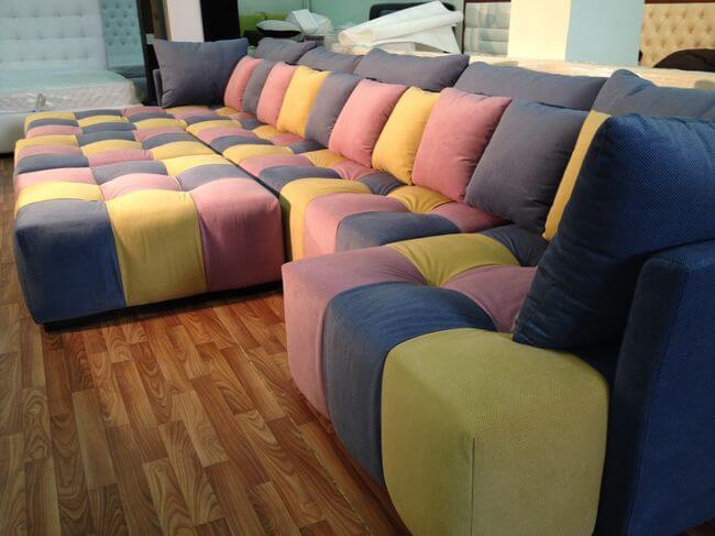 диван для фильмов