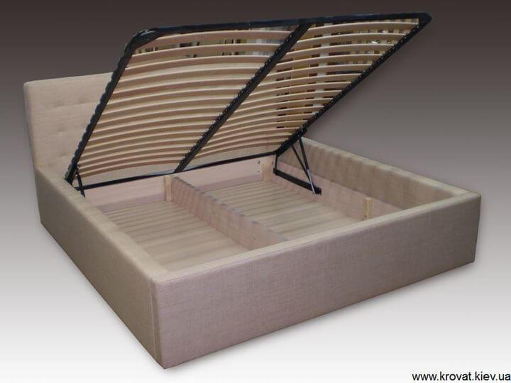 ліжко з глибоким ящиком