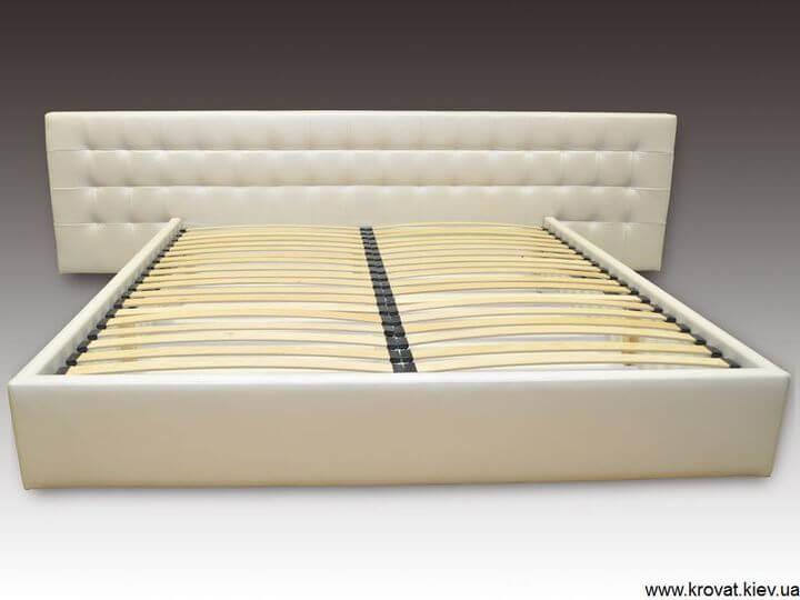 кровать Стелла с широким изголовьем