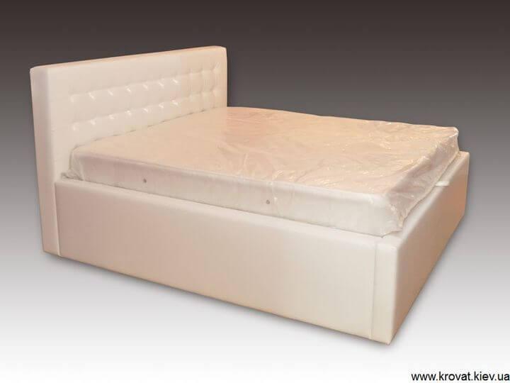 ліжко Стелла з високим подіумом
