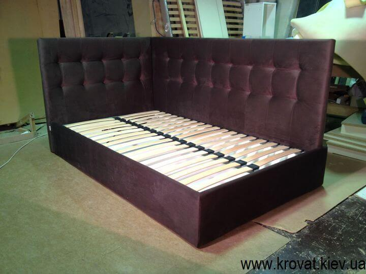 кутове ліжко