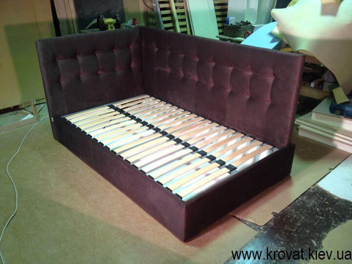 угловая кровать для ребенка