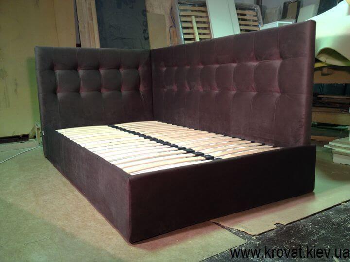 детская угловая кровать