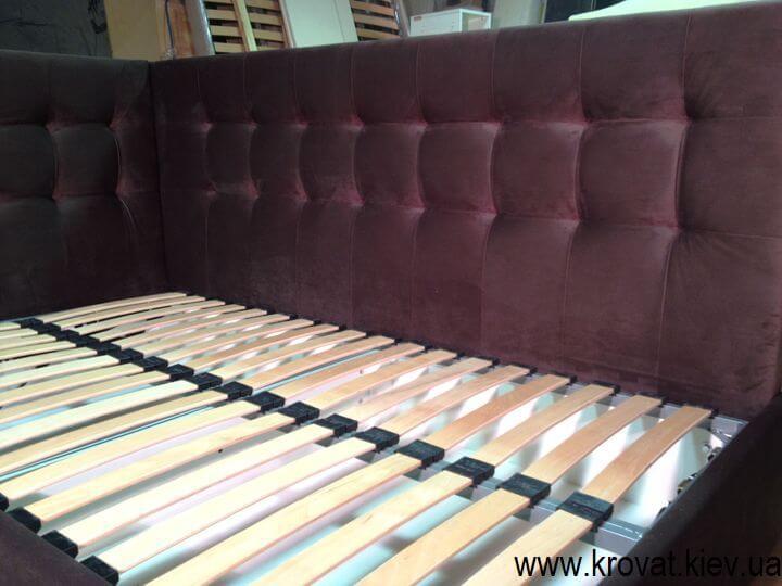 ортопедическая угловая кровать