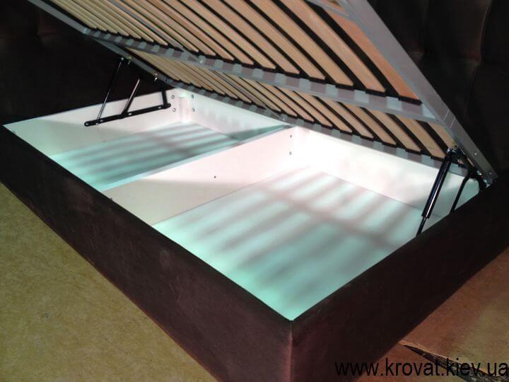 угловые кровати с ящиком