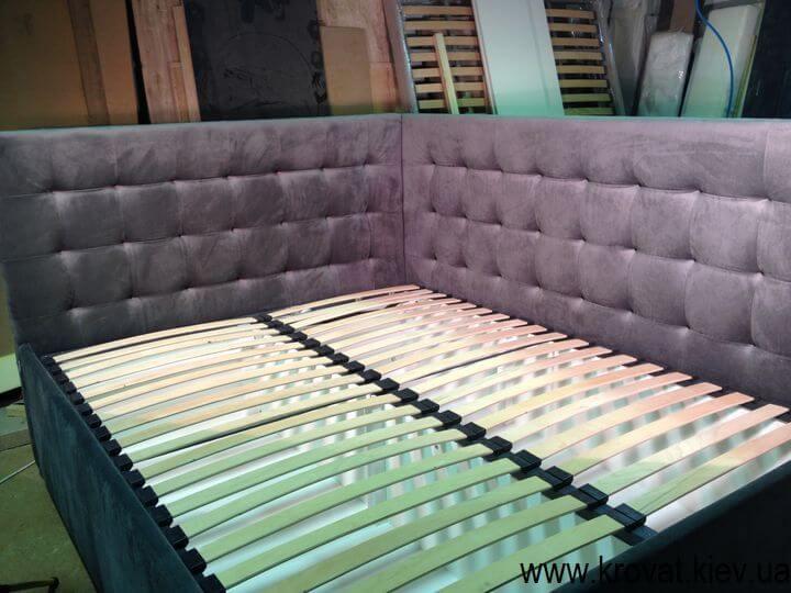спальная угловая кровать