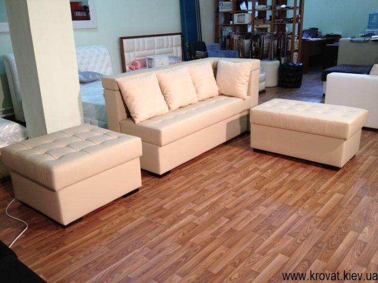 производство мебели в коже