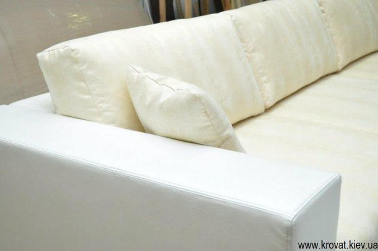 шкіряний диван на замовлення