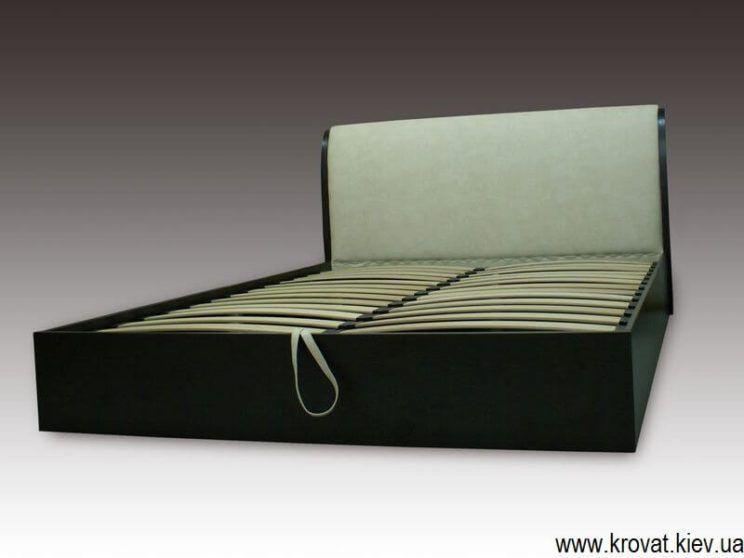 ліжко Вікторія з коробом на замовлення