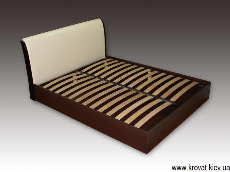 ліжко Вікторія з ящиком на замовлення