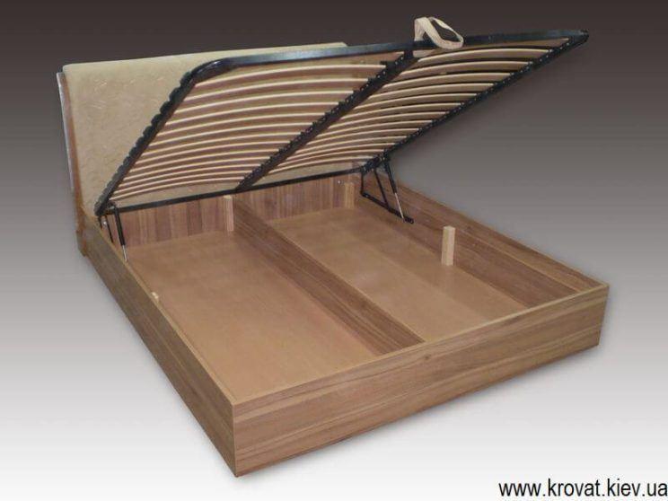 кровать Виктория с подъемным механизмом на заказ
