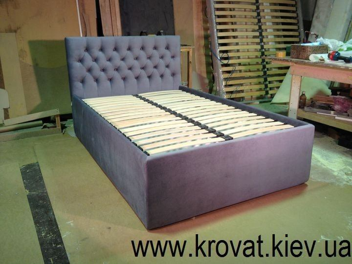 ліжко з високим спальним місцем на замовлення