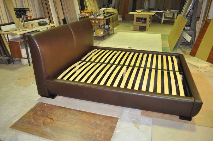 виготовлення двоспальних ліжок на замовлення