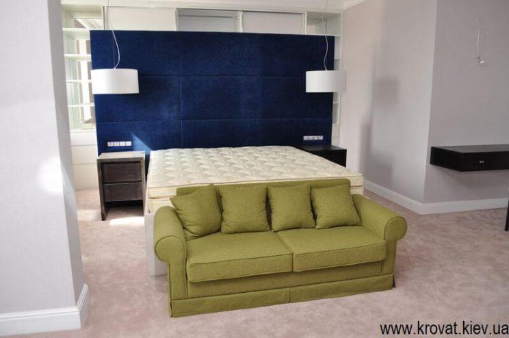 невеликий диван