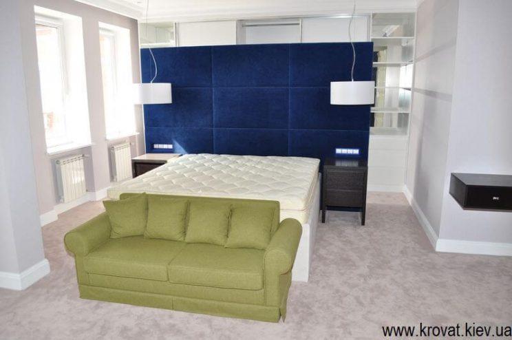 диван в спальню на замовлення