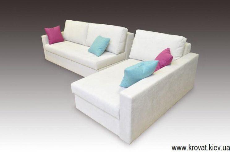 модульний кутовий диван