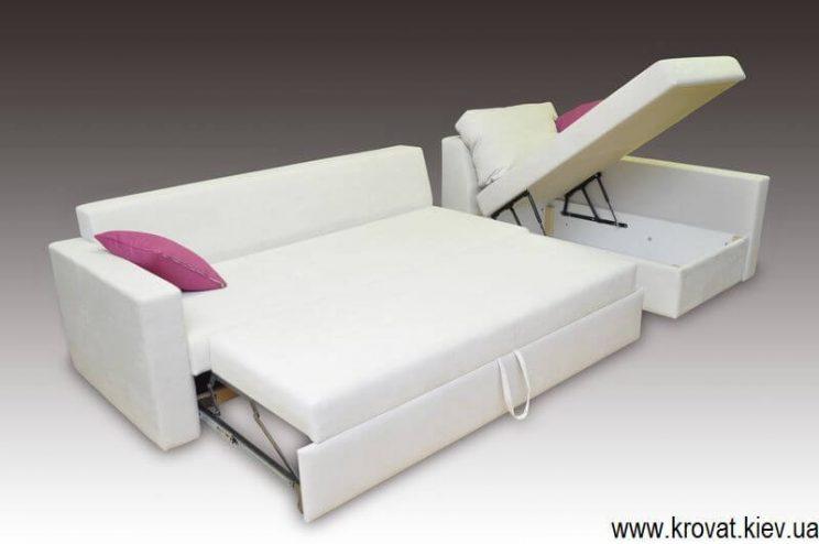 Угловой диван модульный на заказ