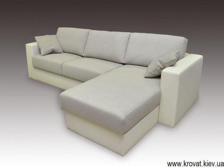 Кутовий диван на замовлення від виробника