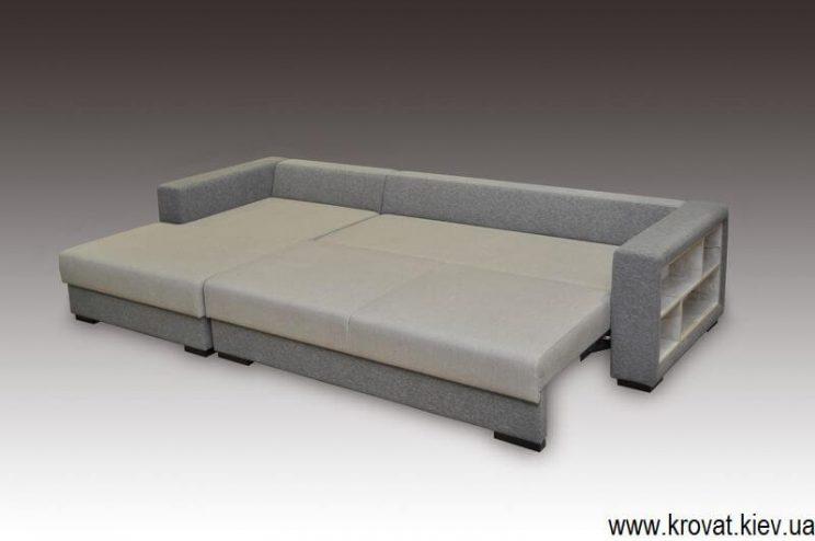 заказной раскладной угловой диван