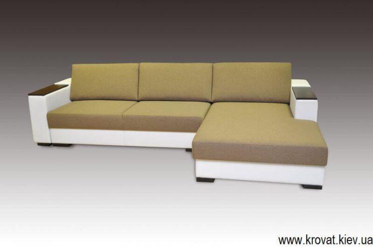современный угловой диван на заказ