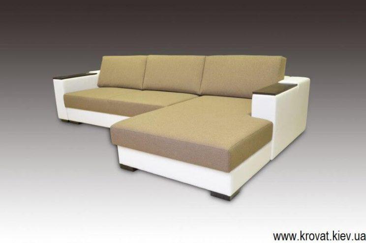 сучасний кутовий диван