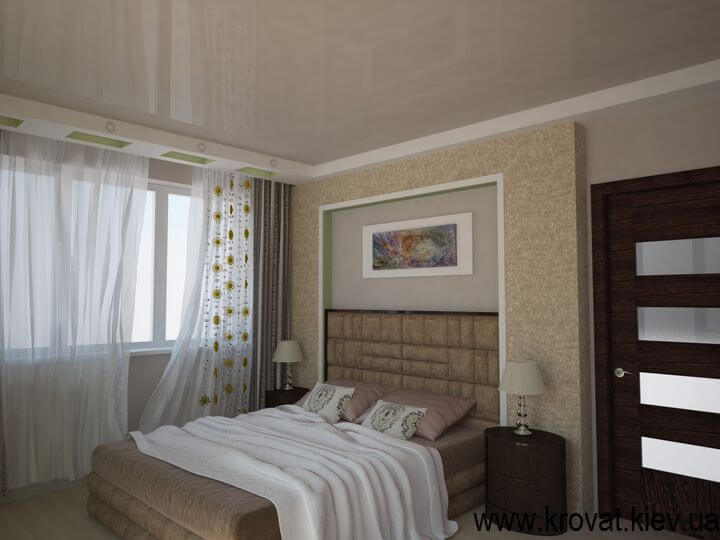 3d дизайн ліжка для квартири