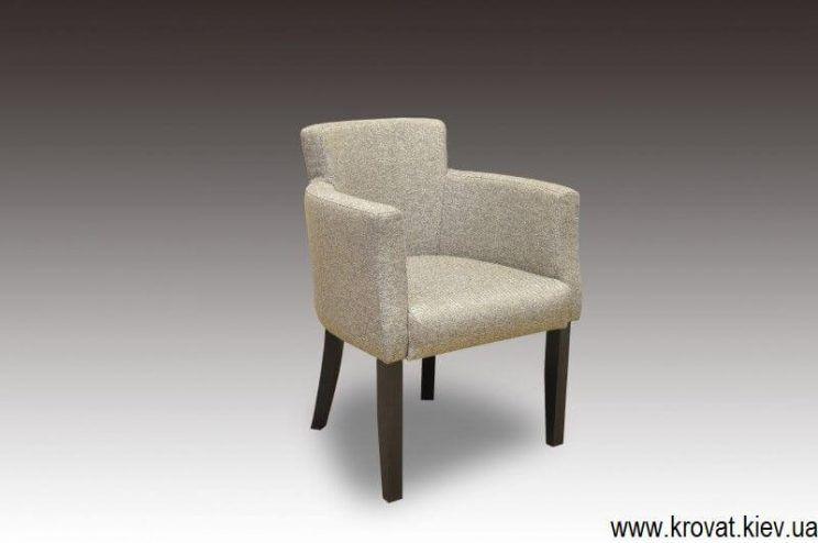 светлое кресло для кафе