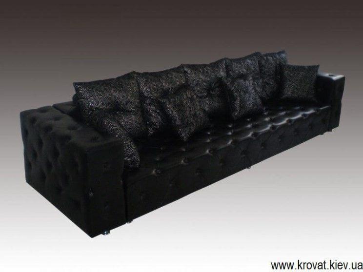 офісні шкіряні дивани на замовлення