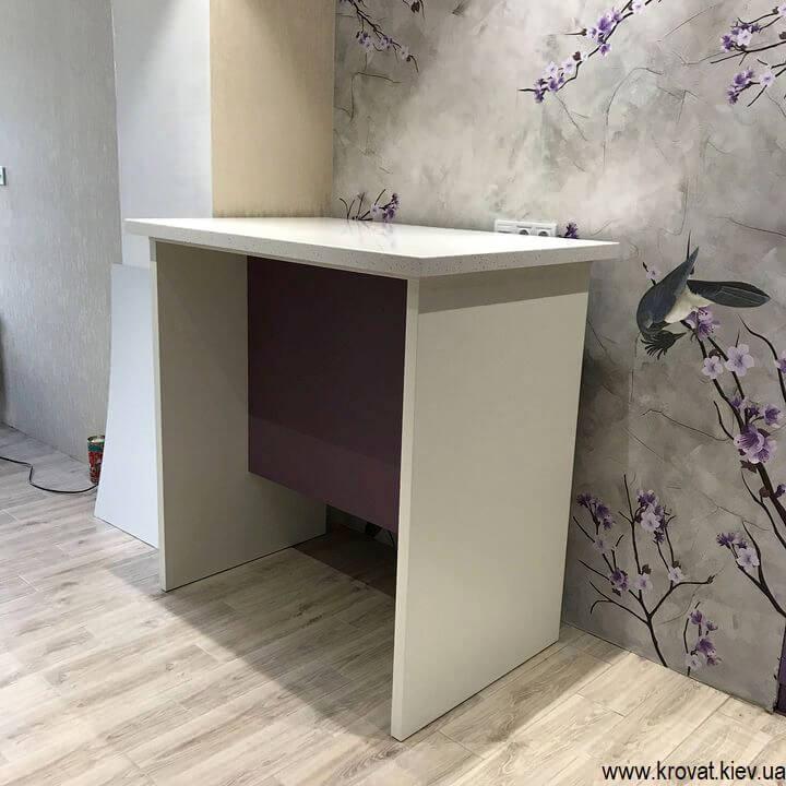 барный стол на кухню под заказ
