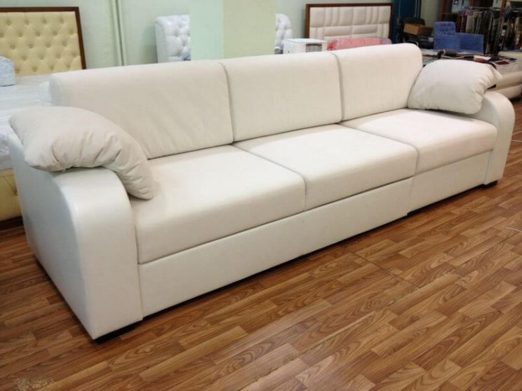 прямий диван на замовлення