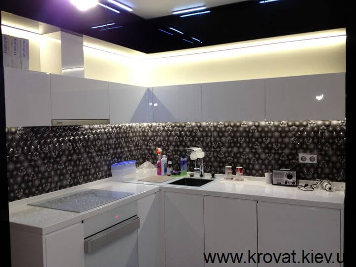 цвет интерьера кухни