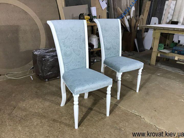 деревянные стулья на заказ