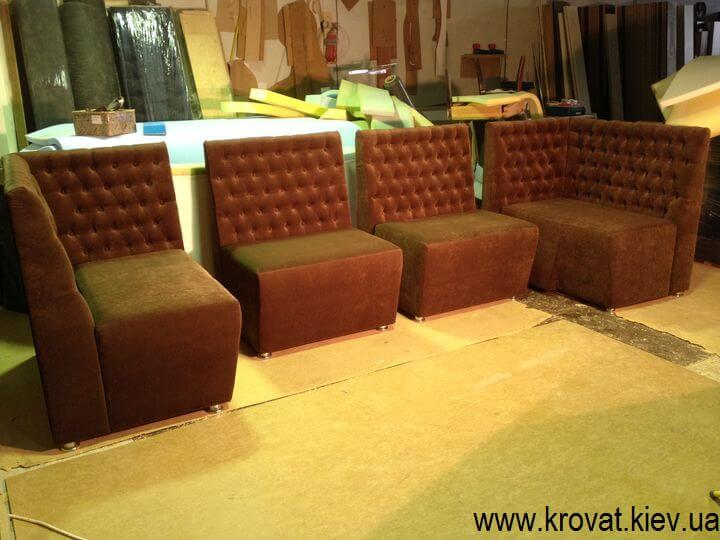 виробництво диванів МЕС Компані