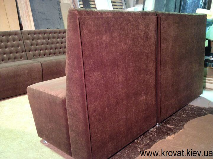 производство мебели в кафе