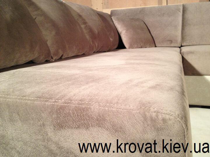 розкладаючийся кутовий диван