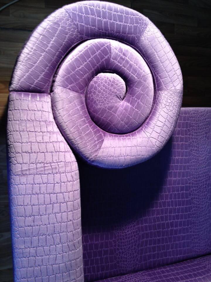равлик для дивану