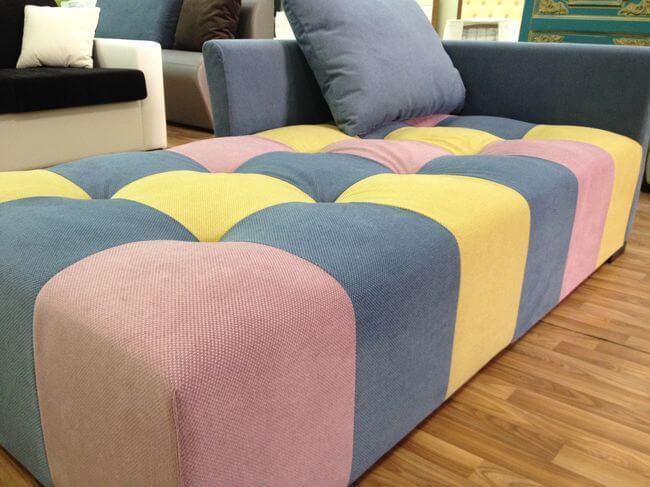 диван в кинозал