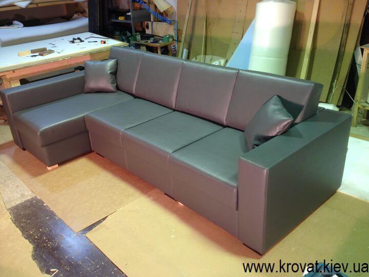 диван з екошкіри