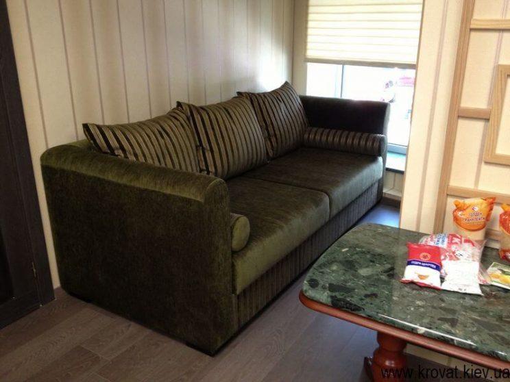 м'який диван в кабінет