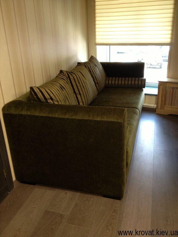 диван в кабинет