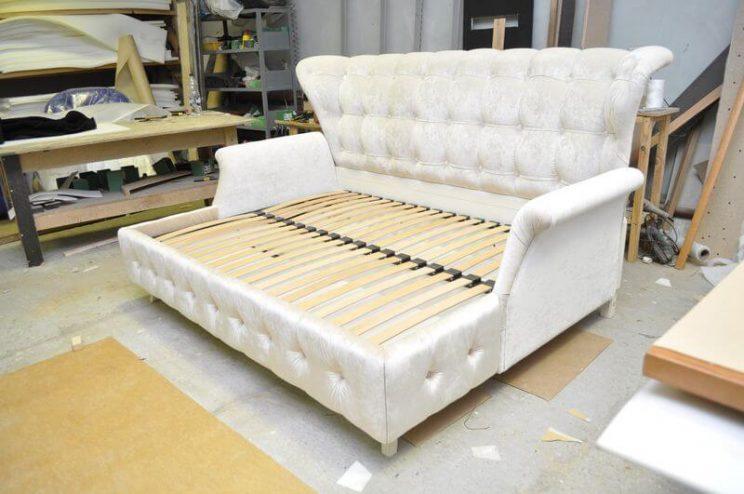 классический диван-кровать